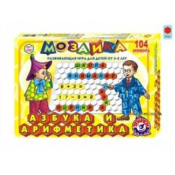 Мозаика «Абетка та арифметика» Технок 2087