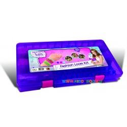 Набор для плетения браслетов Violetta Loom Bands 2395080