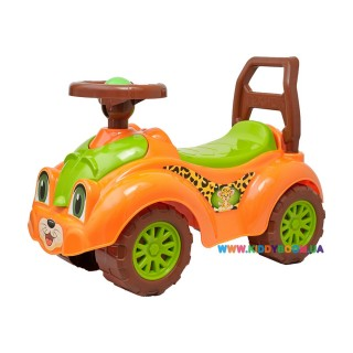 Автомобиль каталка (толокар) Леопард Технок 3268