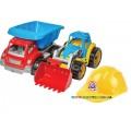 Игровой набор Малыш - строитель 3 ТехноК 3954