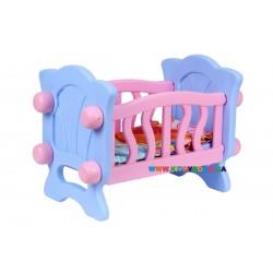 Кровать для куклы Технок 4166