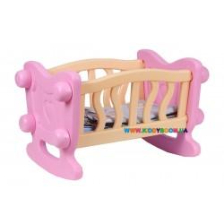 Кровать-колыбель для куклы Технок 4180