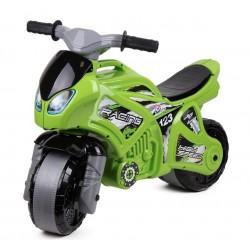 Игрушечный Мотоцикл зеленый ТехноК 5859