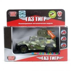 Автомодель Технопарк Газ Тигр CT12-357-G