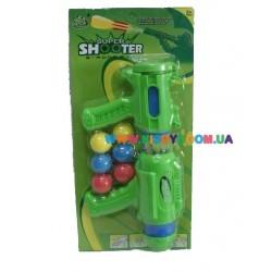 Игровой набор Автомат и 6 пулек Deex DSS11013