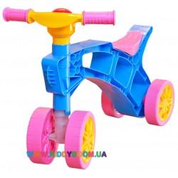 Велосипед каталка Ролоцикл 3 Технок 3220