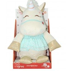 Мягкая игрушка Единорог Лилу Тигрес ЄД-0001