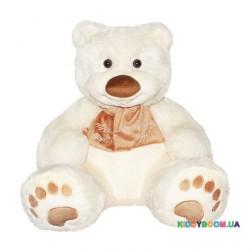 Мягкая игрушка Ведмедик Мемедик (белый) 50 см Тигрес ВЕ-0075