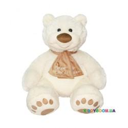 Мягкая игрушка Ведмедик Мемедик (белый) 80 см Тигрес ВЕ-0077