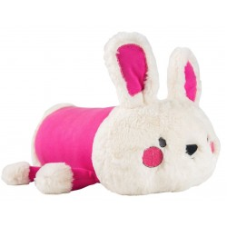Мягкая игрушка подушка-валик Зайчик Тигрес ПД-0239
