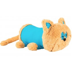 Мягкая игрушка подушка-валик Котик Тигрес ПД-0240