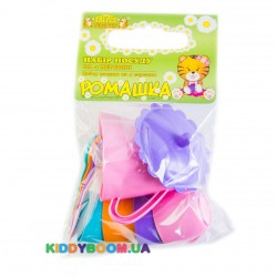 Набор игрушечной посуды Ромашка Люкс Тигрес 39085