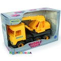 Кран Wader Middle Truck Тигрес 39491