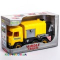 Мусоровоз Wader Middle Truck Тигрес 39492