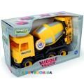 Бетономешалка Wader Middle Truck Тигрес 39493