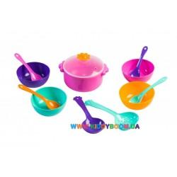 Набор посуды столовый Ромашка Тигрес 12 элементов 39143