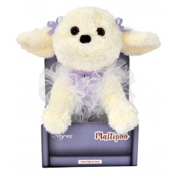 Мягкая игрушка собачка Мальтипу Дейзи Тигрес СО-0117