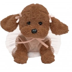 Мягкая игрушка Собачка Мальтипу Кейзи Тигрес СО-0118