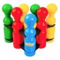 Развивающая игрушка Боулинг Тигрес 39110