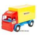 Автомобиль Mini truck контейнер Тигрес 39210