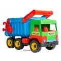 Самосвал с кеглями Multi truck Тигрес 39220