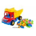 Грузовик Multi truck с конструктором Тигрес 39221