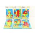 Развивающая игрушка Baby puzzles Тигрес 39340