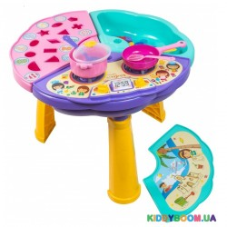 Многофункциональный игровой столик для детей Тигрес 39380