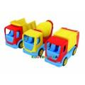 Набор машинок Авто Tech Truck Тигрес 39475
