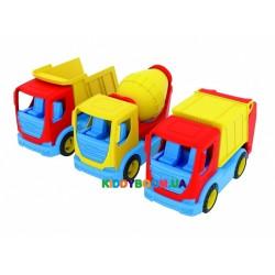 """Машинки серии """"Tech Truck"""" 3 вида в ассортименте Тигрес 39475"""