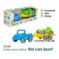 """Набор авто """"Kid cars Sport"""" 3шт. (джип+багги) Тигрес 39544"""