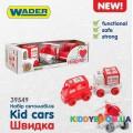 """Набор игрушечных машинок """"Kid cars"""" (скорая) Тигрес 39549"""