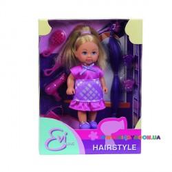 Кукла Эви с длинными волосами Steffi & Evi 5733358