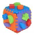 Развивающая игрушка-сортер Educational cube 24 элемента Тигрес 39781