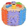 Развивающая игрушка-сортер Forest schооl (32 элемента) Тигрес 39786