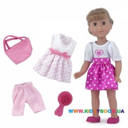 Кукла модница с аксессуарами Dolls World 8577