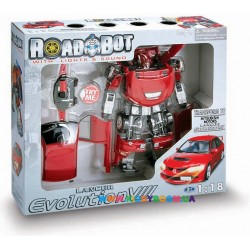 Робот-трансформер Redbot Mitsubishi Evolution VIII Happy Well 50100