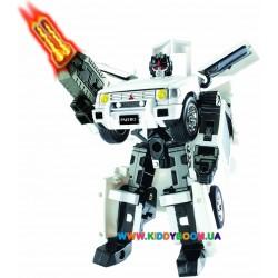 Робот-трансформер Roadbot MITSUBISHI PAJERO (1:32) HAPPY WELL 52020R