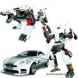 Конструктор-трансформер Jaguar 3 в 1 Roadbot 54030