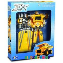Робот-трансформер X-Bot Самосвал (15,5 см) Happy Well 80050R