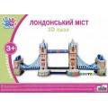 3D пазл Лондонский мост Ухтышка 951092