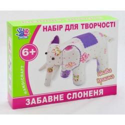 """Набор для шитья """"Слоненок"""" Ухтышка 951870"""