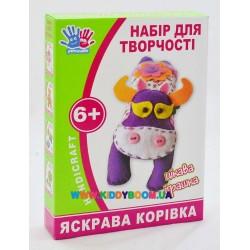 """Набор для шитья """"Коровка"""" Ухтышка 951878"""
