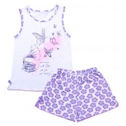 Пижама для девочки р-р 122 134, 146  Валери 0015-55-240
