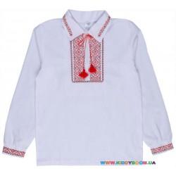 Вышиванка для мальчика р-р 122-158 Valeri Tex 1535-20-311