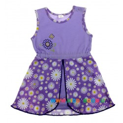 Боди-платье для девочки р-р 68-86 Валери 1671-55-126