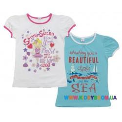 Блуза для девочки р-р 104-110 Валери 1683-55-042