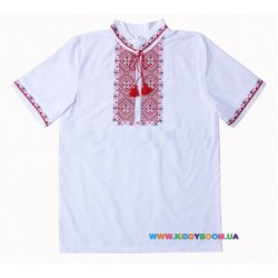 Вышиванка для мальчика р-р 122-140 Valeri Tex 1797-20-311