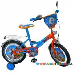Велосипед двухколесный 16'' Летачки 141602