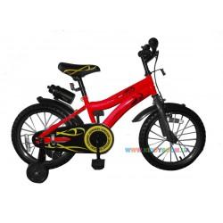 Детский велосипед двухколесный 16 дюймов Miracolo 16K128